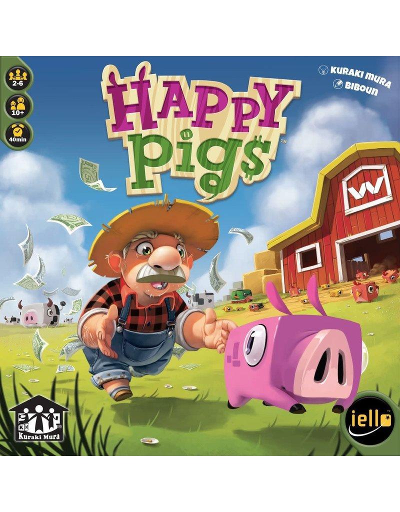 Iello jeu board game Happy Pigs (FR)