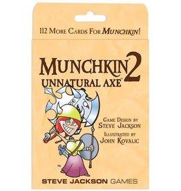 Steve Jackson Games Munchkin 2 - Unnatural Axe (EN)
