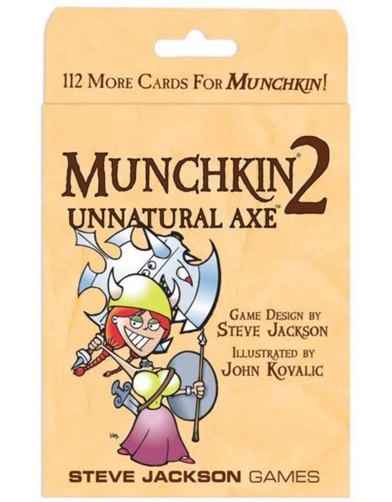 Munchkin 2 - Unnatural Axe (EN)
