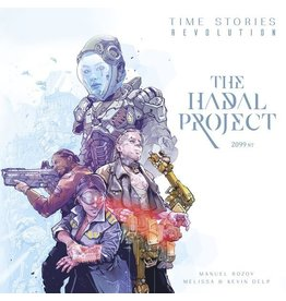 SPACE COWBOYS Time Stories - Le Projet Hadal