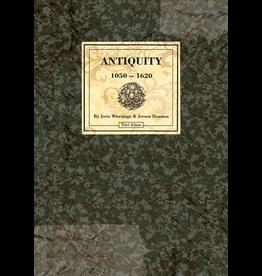 Splotter Antiquity (EN) boîte légèrement abîmé