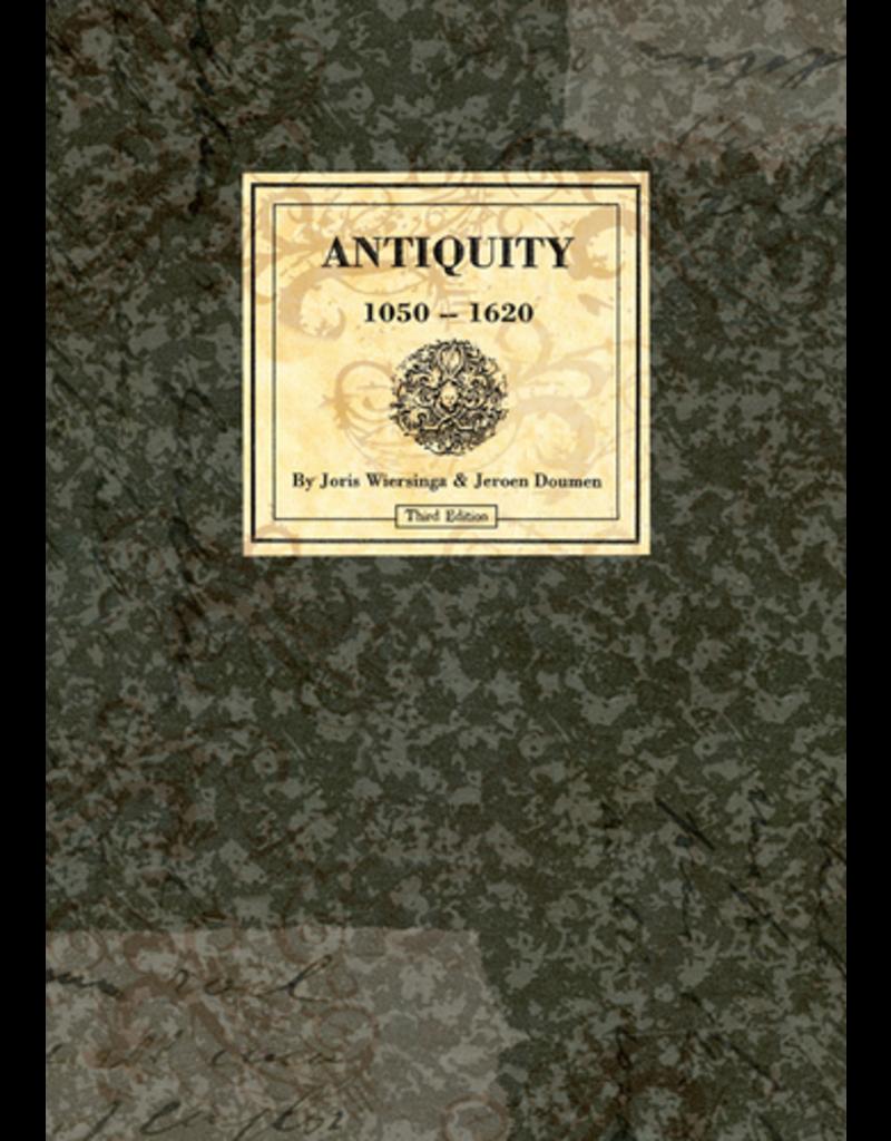 Splotter Antiquity (EN) damaged box