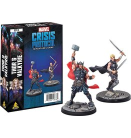 Atomic Mass Games Marvel CP 11 - Thor & Valkyrie (EN)