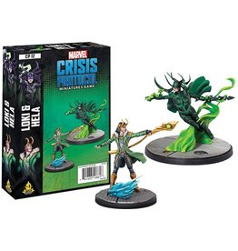 Atomic Mass Games Marvel CP 12 - Loki & Hela (EN)