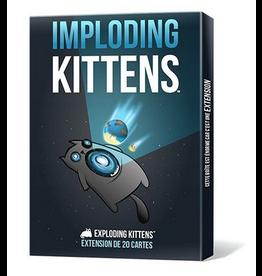 Exploding Kittens Imploding Kittens (FR)