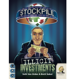 Nauvoo Games Stockpile - Illicit Investments (EN)