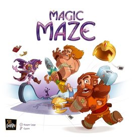 Sit Down! Magic Maze (EN)
