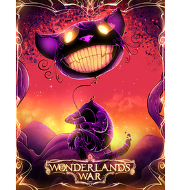 Druid City Games Wonderland's War Deluxe KS (EN) PRECOMMANDE