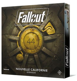 Fantasy Flight Games Fallout - Nouvelle Californie