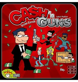 Repos production Cash'N Guns 2nd Edition (EN)