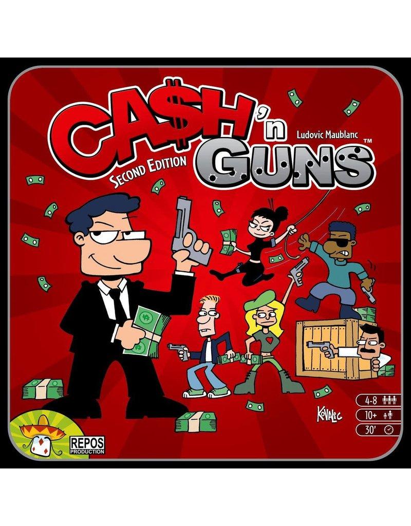 Repos production Cash'N Guns 2nd Edition (EN)