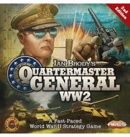 Ares Games WW2 Quartermaster General 2nd Ed