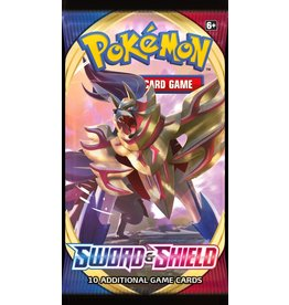 pokemon Pokémon Sword & Shield Booster pack