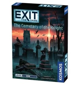 Exit - The Cemetery of the Knight (EN) PRÉCOMMANDE