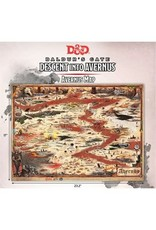 Wizards of the Coast D&D Baldurs Gate: Descent Into Avernus - Avernus Map (23 x 15 in)