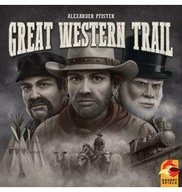 eggertspiele Great Western Trail (EN/FR) PRECOMMANDE
