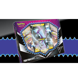 pokemon Pokémon TCG: Toxtricity V Box