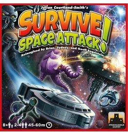 Stronghold Games jeu board game Survive - Space Attack (EN)