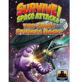 Stronghold Games jeu board game Survive: Space Attack! – The Crew Strikes Back! (EN)