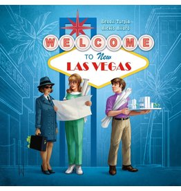 Greater Than Games Welcome to New Las Vegas (EN) PRECOMMANDE