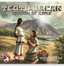 Board&Dice Teotihuacan - Shadow of Xitle (EN)