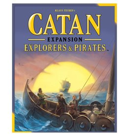 Catan studio Catan - Explorers & Pirates (EN)