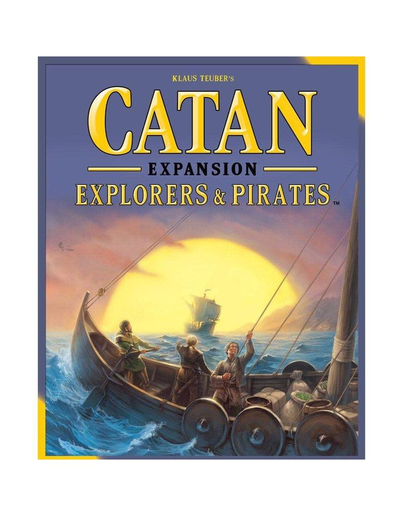 Catan studio Catan - Explorers & Pirates (EN)