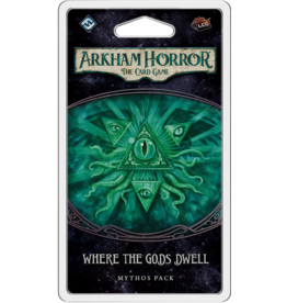 Fantasy Flight Games Arkham Horror LCG - Where the Gods Dwell (EN)