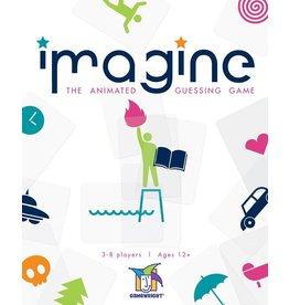 Gamewright Imagine (EN)