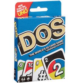 Mattel Dos le jeu de cartes