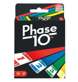 Mattel Phase 10 (FR/EN)