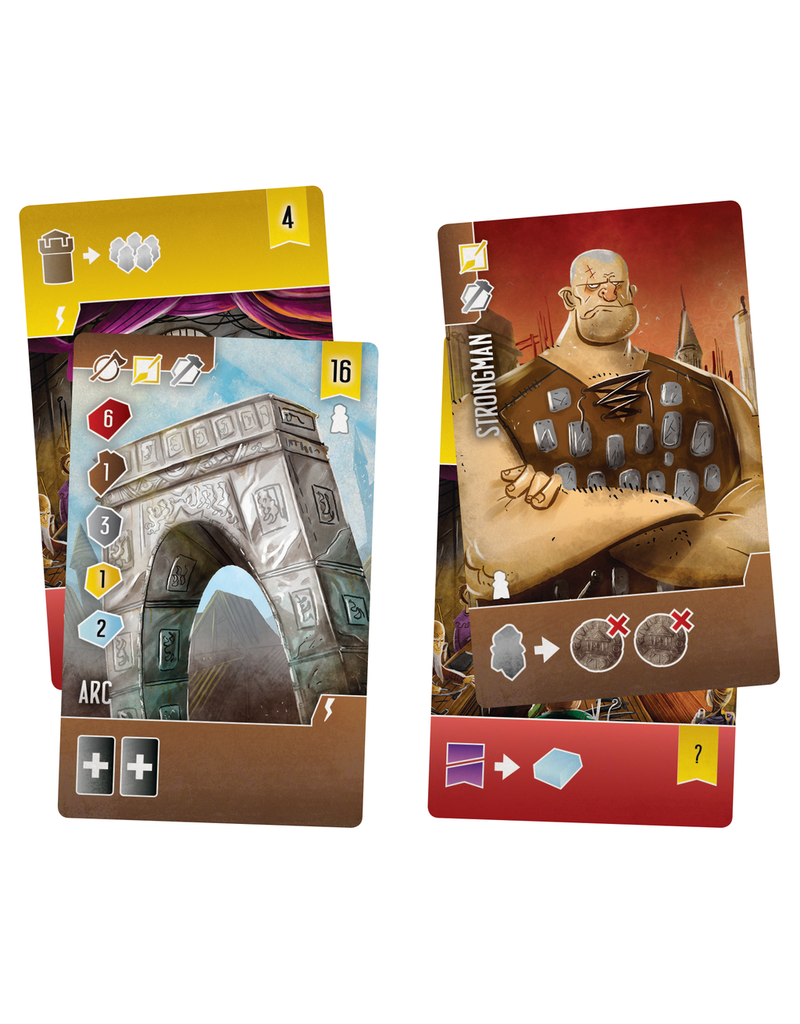 Garphill games Architects of the West Kingdom - Age of Artisans (EN)