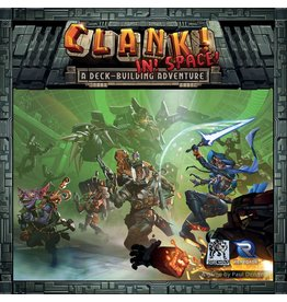 Dire Wolf Digital Clank! In! Space! (EN)