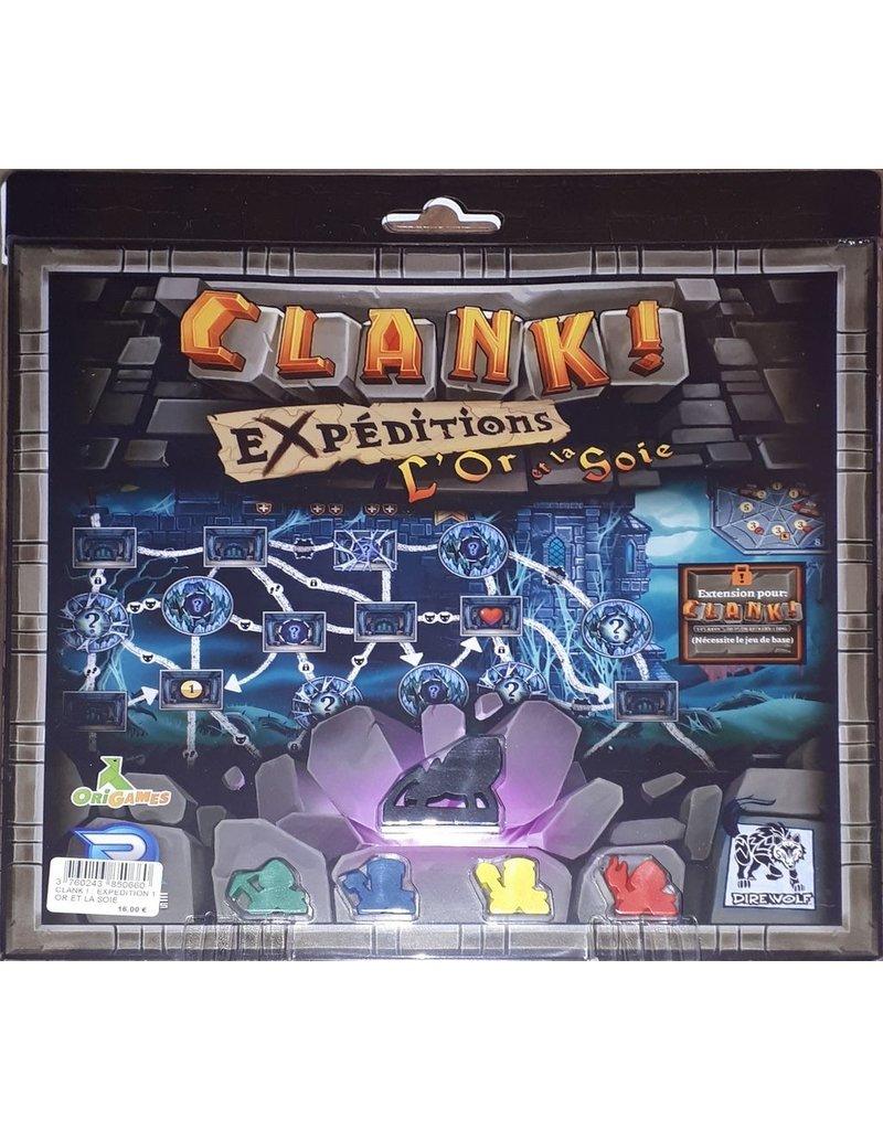 Renegade Clank! Expéditions - L'Or et la Soie (FR)