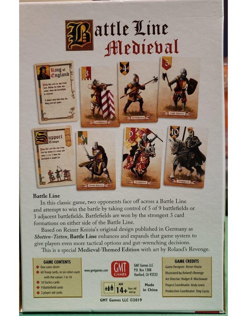 GMT Battle Line Medieval (EN)