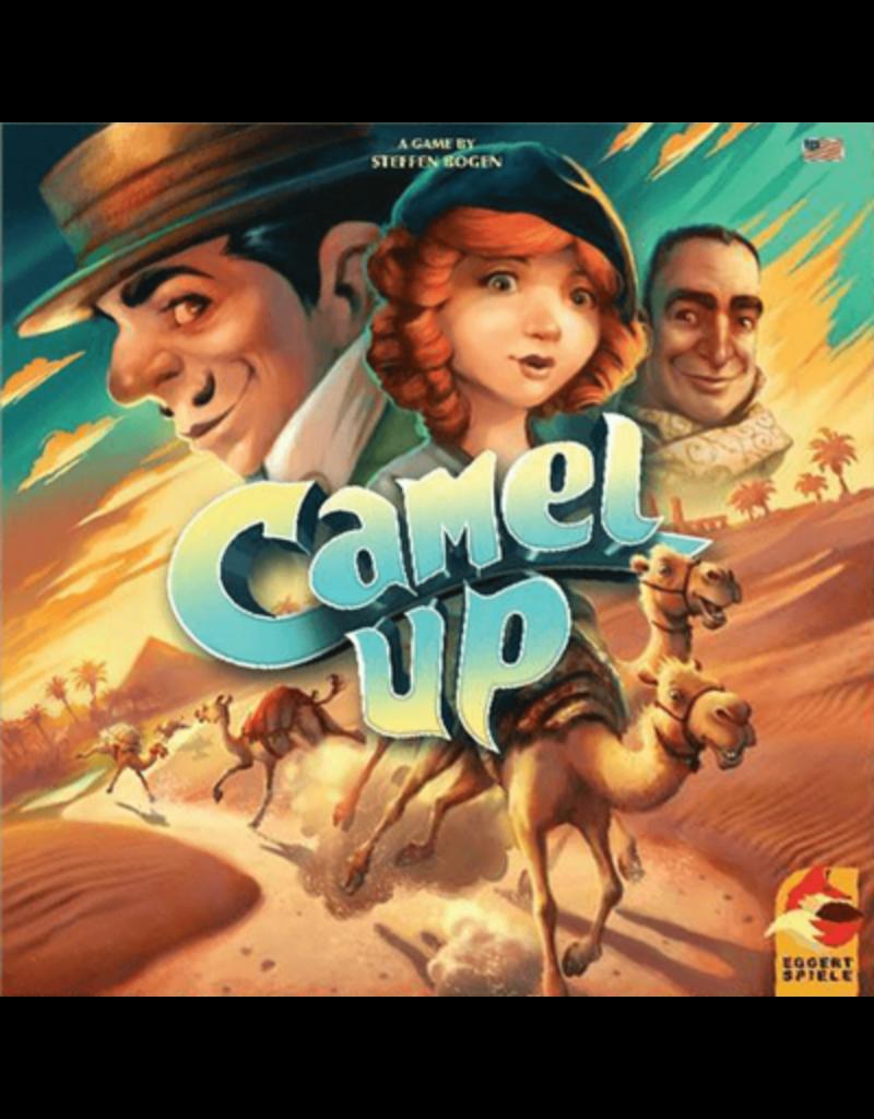 Eggertspiel Camel Up 2.0 (EN/FR)