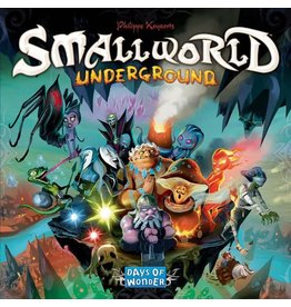 Days of Wonder Small World Underground (EN)