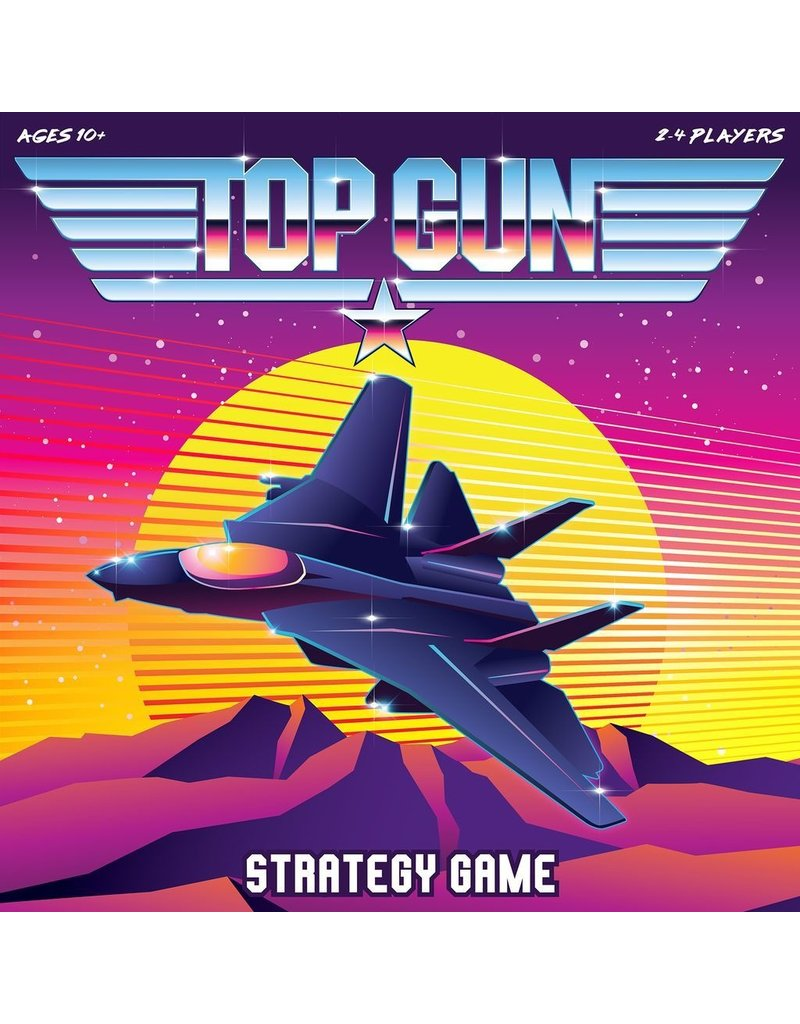 Mixlore Top Gun Strategy Game (EN)