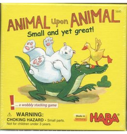 Haba Animal Upon Animal - Small and yet Great! (EN)