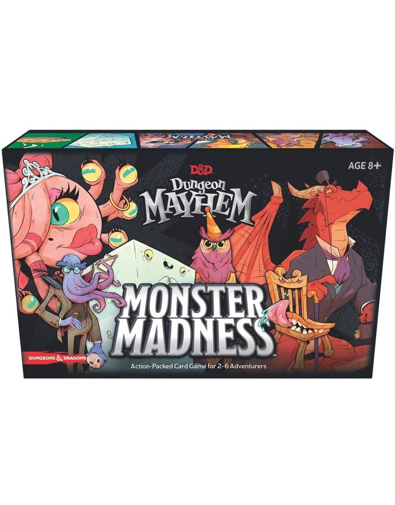 Wizards of the Coast D&D Dungeon Mayhem - Monster Madness (EN)