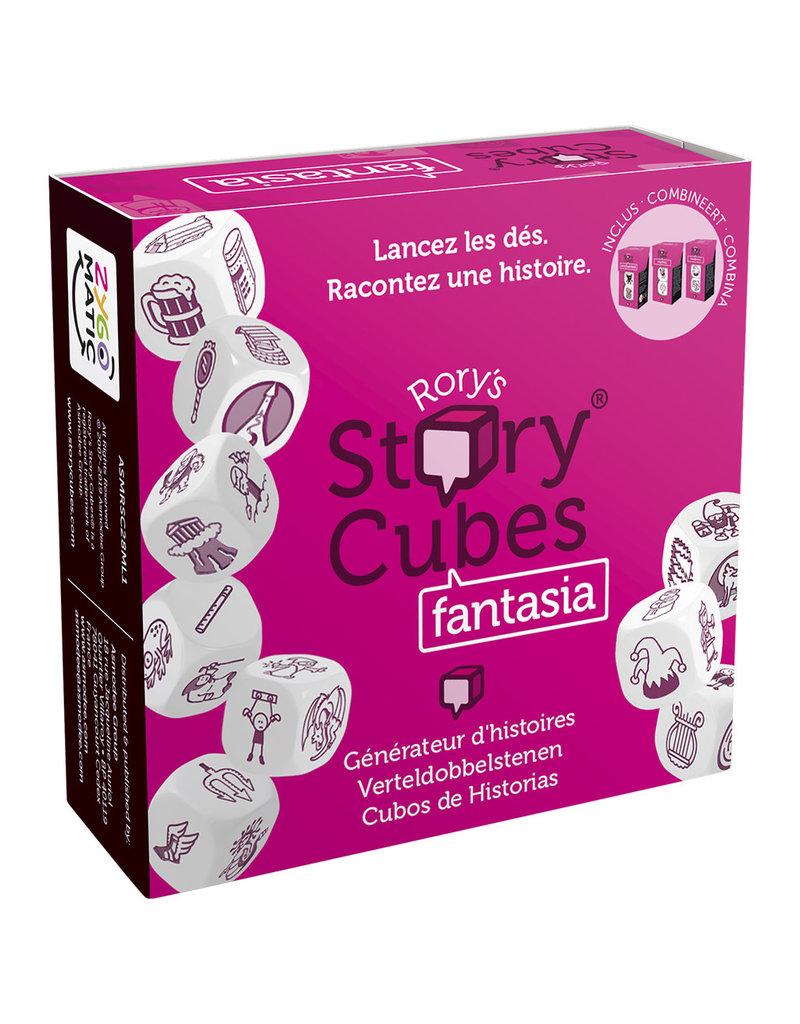 Rory's Story Cubes Fantasia (EN/FR)