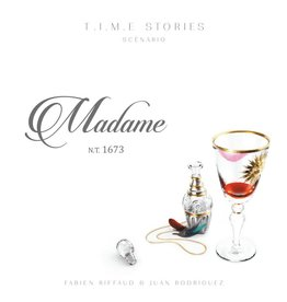 SPACE COWBOYS TIME Stories - Madame (FR)