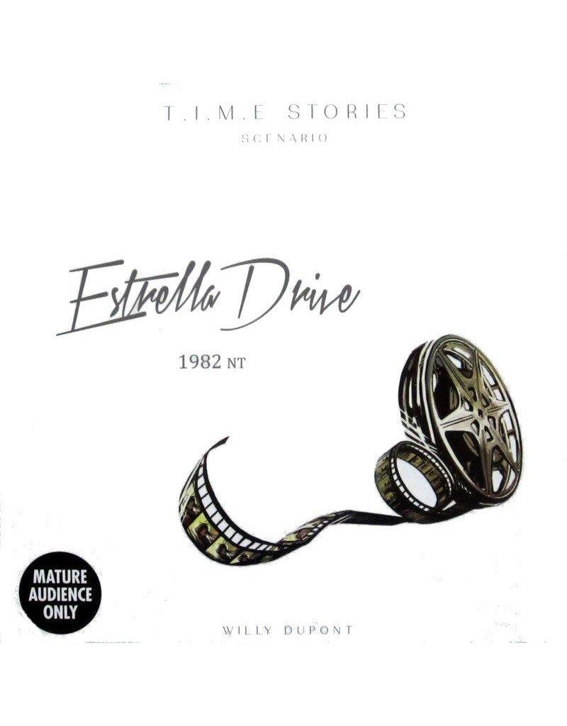 SPACE COWBOYS Time Stories - Estrella Drive (EN)