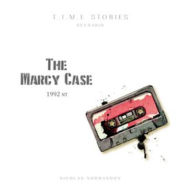 Space Cowboys Time Stories - The Marcy Case (FR)