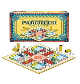Winning Moves Parcheesi Royal Edition (EN)