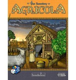 Z-man games Agricola (EN)