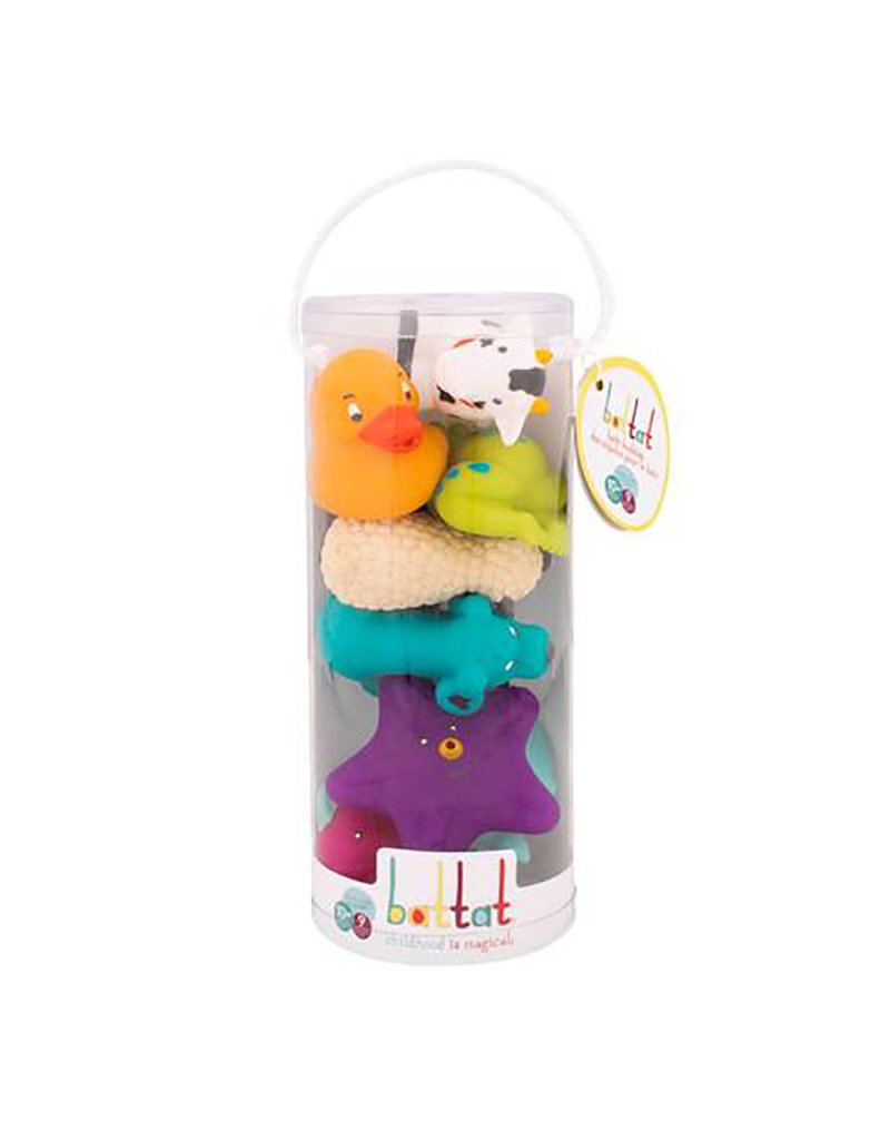 B.Baby Battat - Meilleurs amis de bain