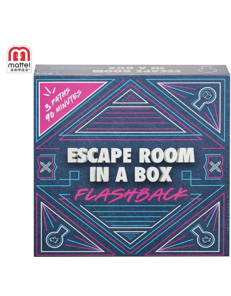 Mattel Escape Room 2.0 (EN)
