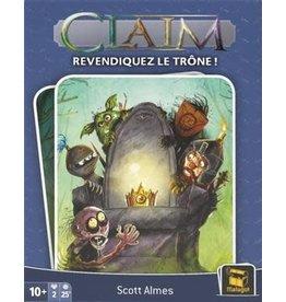 Matagot jeu board game Claim: Revendiquez le trône (FR)