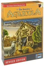 Z-man games Agricola - Revised edition (EN)